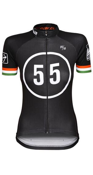 Bioracer Eschborn-Frankfurt 55 Pro Race Koszulka kolarska czarny